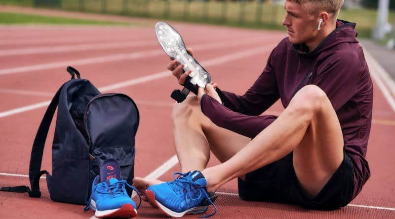 CES 2020: NURVV Run insoles measure running directly from your feet