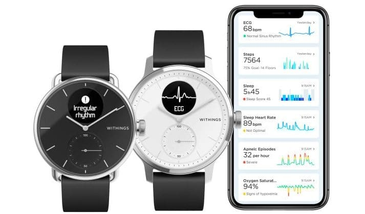 ces 2020 withings scanwatch is a hybrid with ecg and pulse ox 1 e1578276025605 - Withings makes much anticipated ScanWatch available to buy in Europe