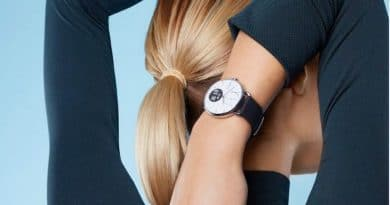 CES 2020: Withings ScanWatch is a hybrid with ECG and SpO2