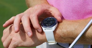 Garmin unveils the Approach S62 GPS golf watch