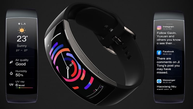 huami prepares to launch amazfit x fitness band on indiegogo 2 - Huami prepares for an Amazfit X Indiegogo campaign in mid-April