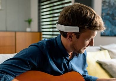 NeoRhythm: multi-purpose neurostimulation headband
