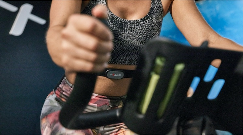 Polar's affordable H9 heart rate monitor is for entry level users