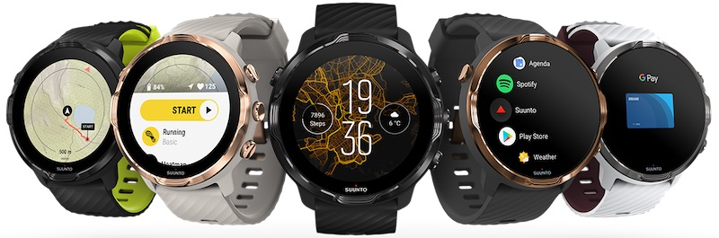 suunto shows off next generation wearos suunto 7 at ces 2020 1 - CES 2020: The best health & fitness wearable tech we saw last week