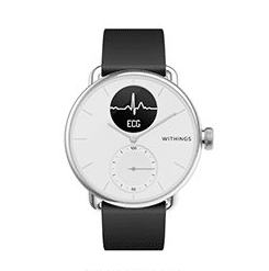 withings scanwatch - ScanWatch gets oxygen saturation during sleep & breathing disturbances graph