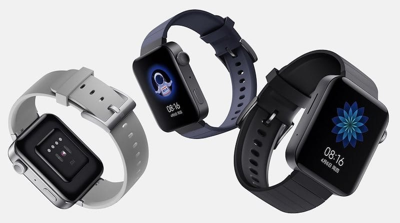 Xiaomi Mi Watch update adds Body Battery function & all day stress tracking
