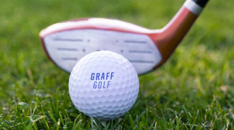 Graff Golf: a smart golf ball that records and analyzes your shots