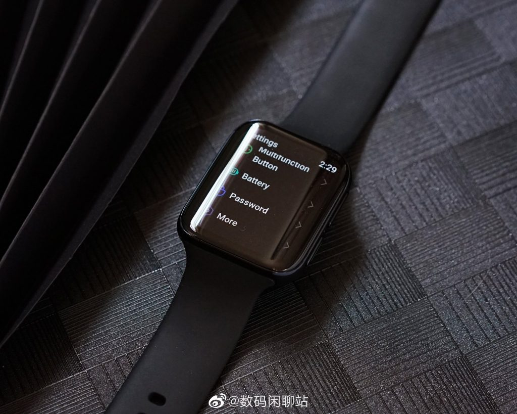 oppo just gave fans another official render of its first smartwatch 1 1024x819 - First real image of OPPO watch leaked ahead of March 6th official launch