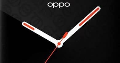 OPPO just gave fans another official render of its first smartwatch