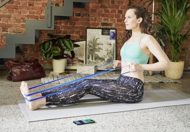 STRAFFR: smart resistance band that tracks power, velocity & repetitions