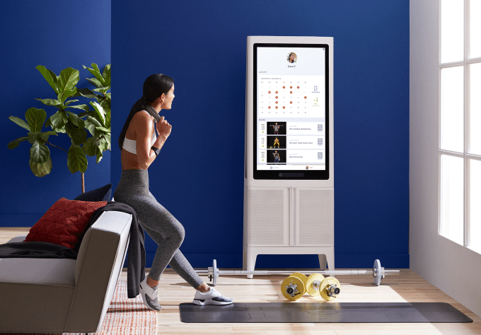 tempo opens up sales for its 1995 home workout mirror 1 - Tempo opens up pre-orders for its $1995 all-in-one home fitness studio