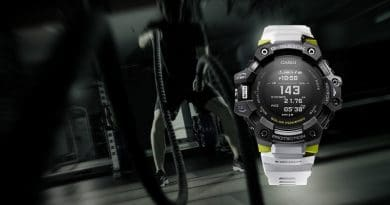 The Casio G-Shock GBD-H1000 is slated for an April 2020 release