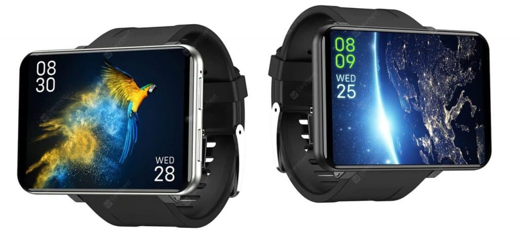 the massive ticwris max 4g is like a smartphone on your wrist 2 e1580813354101 1024x455 - The massive Ticwris Max 4G is like a smartphone on your wrist