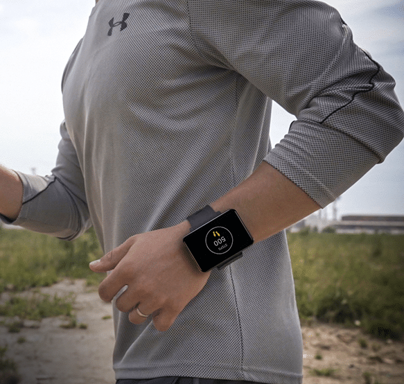 The massive Ticwris Max 4G is like a smartphone on your wrist
