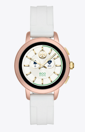 tory burch s new tory smartwatch range is designed for women - Tory Burch's new Tory Smartwatch range is designed for women
