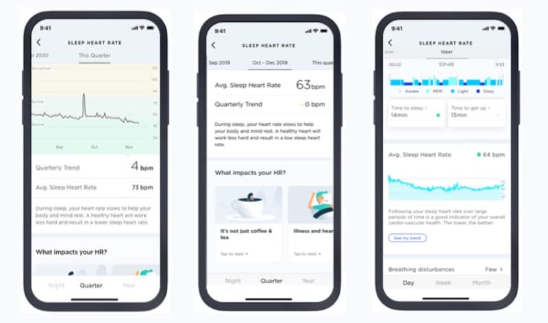 withings health mate 4.8 now available adds Sleep Heart Rate indicator 2 - Withings Health Mate 4.8 now available, adds Sleep Heart Rate indicator