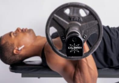 Calibrex: corrects your form and keeps track of every rep & set