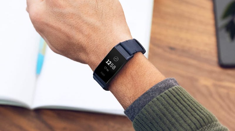 Fitbit Charge 4 may be imminent? Retailer posts details, FCC listing.