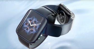 Meet Oppo Watch: Wear OS, ECG