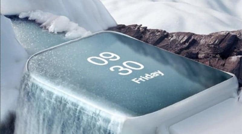 More details, pics revealed on Oppo's first smartwatch