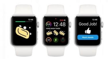 Now washing your hands enough? This Apple Watch app might help.
