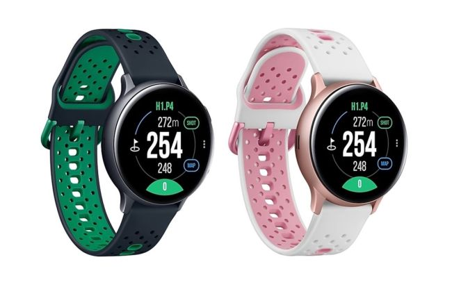 samsung reveals two new galaxy watch active 2 models - Samsung's two new Galaxy Watch Active 2 models offer speciality designs