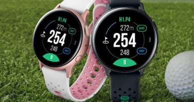 Samsung's two new Galaxy Watch Active 2 models offer speciality designs