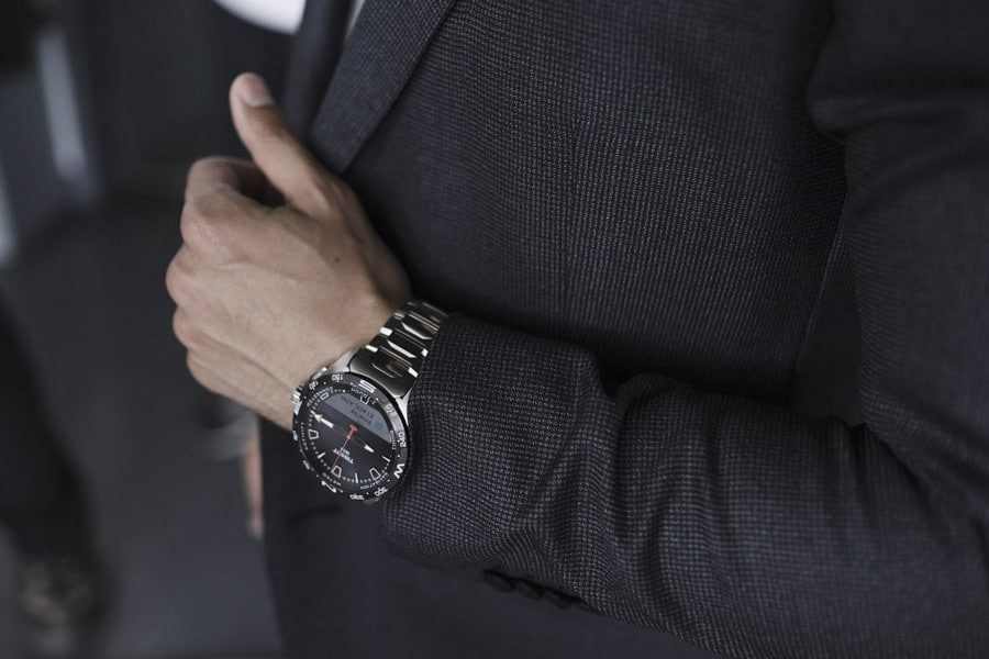 t touch connect solar is swatch group s first smartwatch 2 - Tissot T-Touch Connect Solar is Swatch Group's first real smartwatch