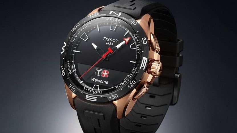 t touch connect solar is swatch group s first smartwatch 3 - Tissot T-Touch Connect Solar is Swatch Group's first real smartwatch