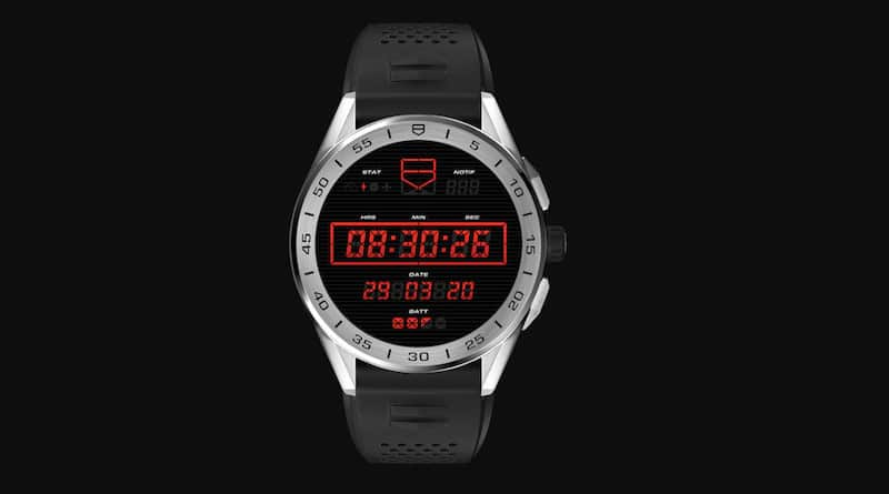 tag heuer s 3rd gen smartwatch will set you back 1800 1 - Tag Heuer's 3rd generation smartwatch will set you back $1,800