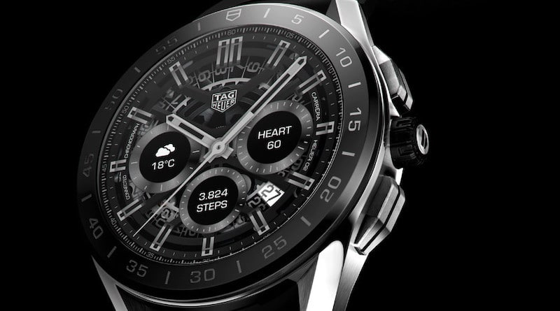Tag Heuer's 3rd gen smartwatch will set you back $1,800