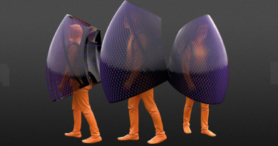 This bat-like suit is guaranteed to protect you against the coronavirus