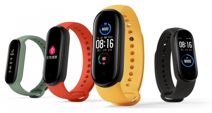 xiaomi mi band 4 vs realme band the battle of the budget fitness bands - Xiaomi Mi Band 5 vs Fitbit Inspire 2: here's how they compare