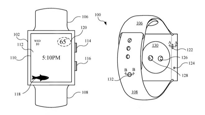 apple watch drowning patent1129913066192009113 - A future Apple Watch might be able to save you from drowning