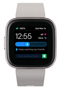fitbit adds features to app to help protect users from covid 19 2 203x300 - Fitbit adds a bunch of features to app to help protect users from COVID-19