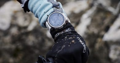 Grit X is Polar's rugged yet lightweight outdoor multisports watch