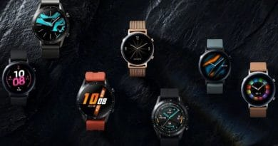 Huawei software refresh activates blood oxygen monitor on Watch GT2