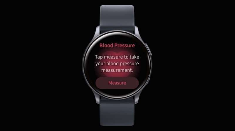 Samsung Galaxy Watch series receives clearance to measure blood pressure