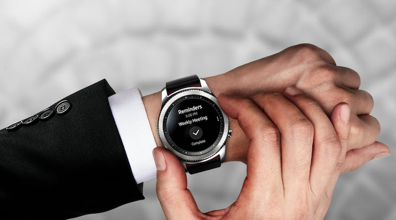 Samsung Gear S3 and Gear Sport to get Bixby instead of S Voice