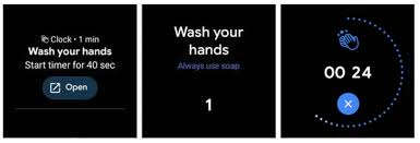 This is why your WearOS watch is nagging you to wash your hands