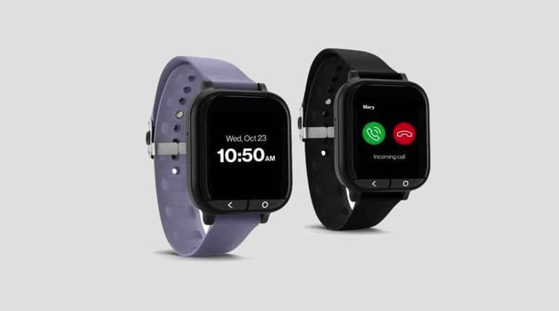 Verizon unveils the Care Smart watch for the elderly