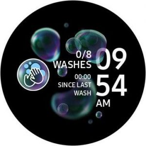 your samsung galaxy watch will help you wash your hands too 1 300x300 - Samsung has a hand washing timer and reminder watch app, too
