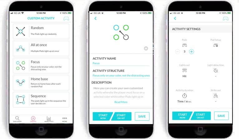 BlazePod review: the Flash Reflex Training system for everyone