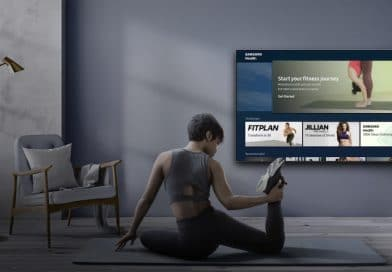 Samsung Health app comes to the company's 2020 smart QLED TVs