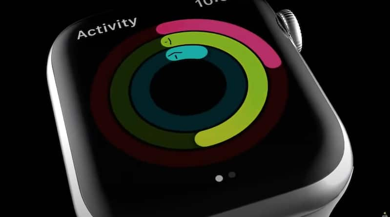 here is what a bezel less apple watch would look like 1 - Here is what a bezel-less Apple Watch would look like