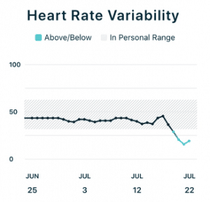 tracking heart rate variability with wearables why it important e1602279904321 300x288 - Tracking heart rate variability with wearables, why it's important