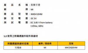 xiaomi mi band 5 4c certified ahead of launch price rumours surface 2 300x179 - Xiaomi Mi Band 5 gets certified ahead of release, price rumours surface