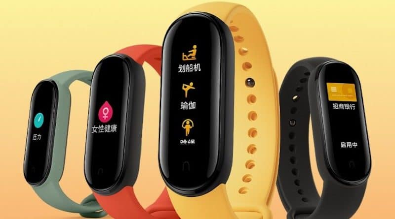 Xiaomi says Mi Band 5 will arrive on June 11th