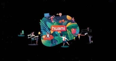 Huami unveils its next generation wearables chip, the Huangshan 2