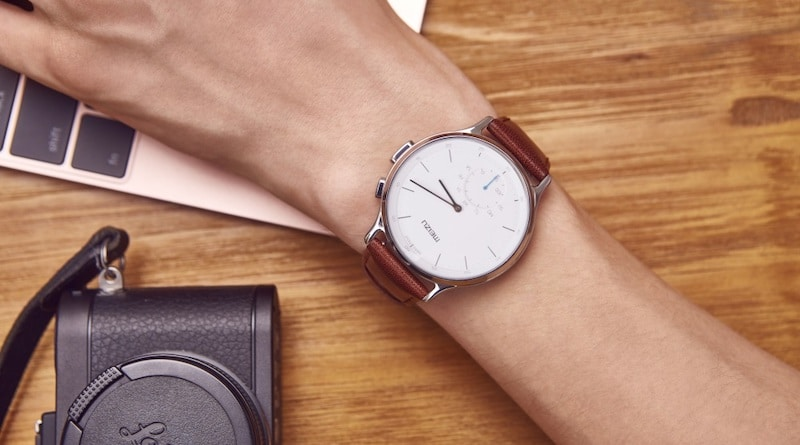 Meizu's first proper smartwatch should be out by the end of this year